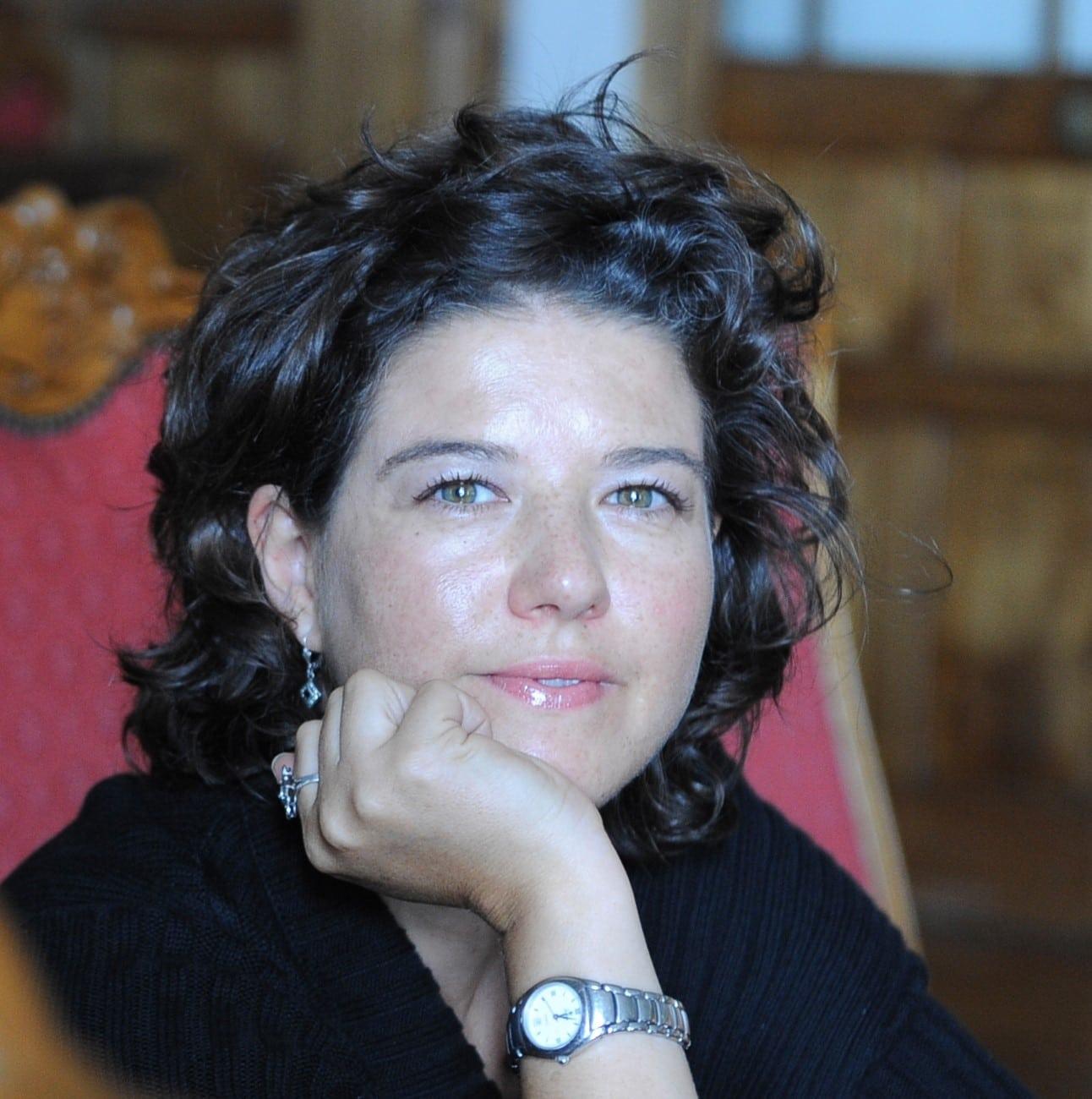 paz CV- Paz Delgado